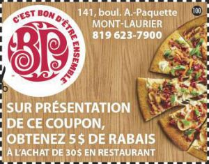 Boston Pizza Mont-Laurier