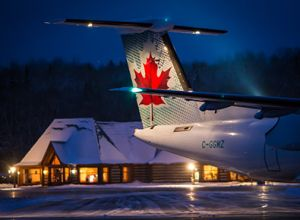 Aéroport Mont-Tremblant International - La Macaza